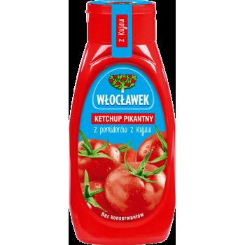 Ketchup 480g Tuba Włocławek...
