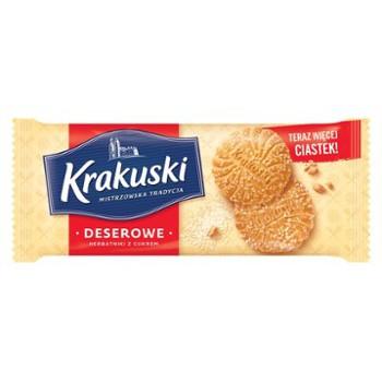 Ciastka Krakuski Deserowe 200g