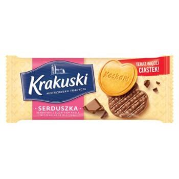 Ciastka Krakuski Serduszka...