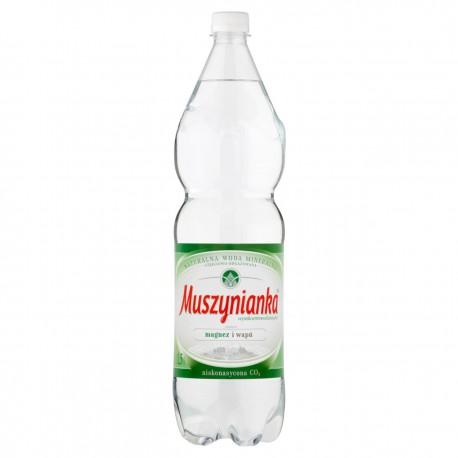 Woda Muszynianka 1,5L NGAZ