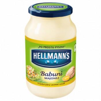 Majonez Hellmann's Babuni...
