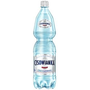 Woda Cisowianka 1,5L Lekko GAZ