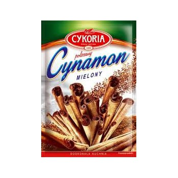 Cynamon Mielony 20g Cykoria