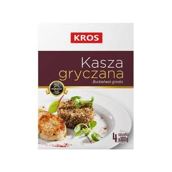 Kasza Gryczana 4*100g Kros
