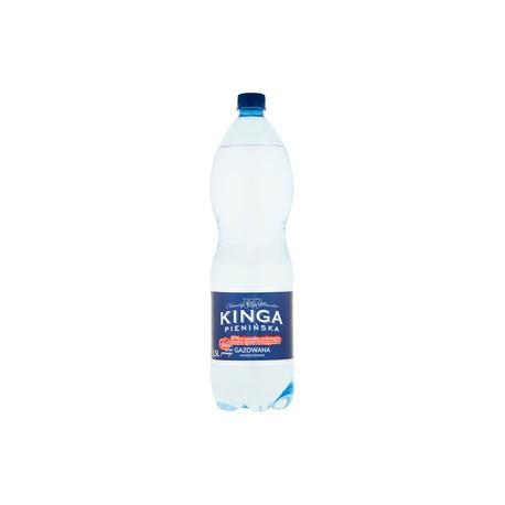 Woda Kinga Pienińska 1,5L GAZ