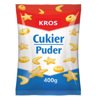 Cukier Puder 400g Kros