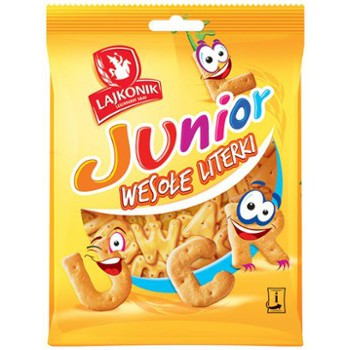 Krakersy Junior Wesołe...
