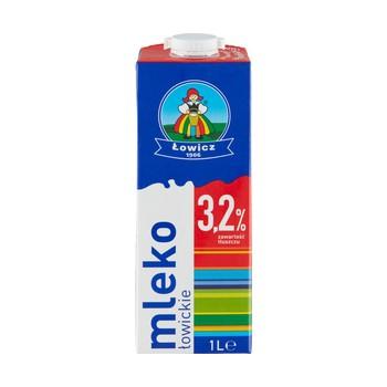 Mleko Łowickie 3,2% 1L