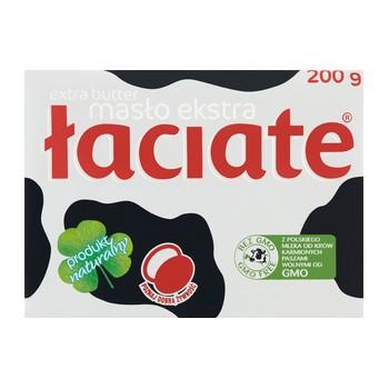 Masło Łaciate Extra 200g