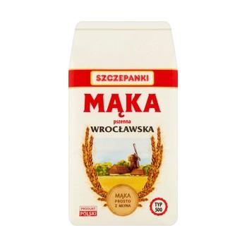 Mąka Wrocławska 1kg Młyny...
