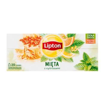 Lipton Mięta Z Cytrusami...