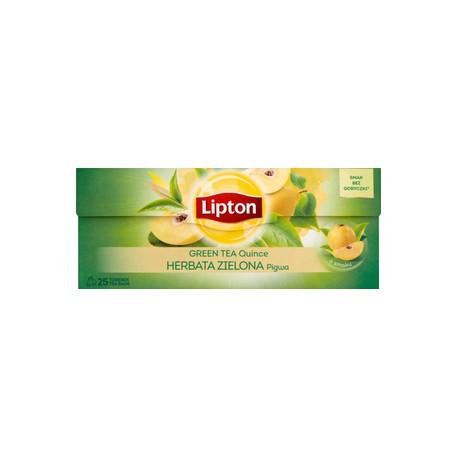 Lipton Zielona Z Pigwą 25tor. Herbata Ex.