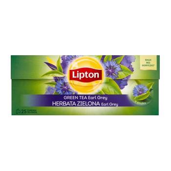 Lipton Zielona Earl Grey...
