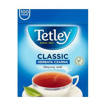Tetley Classic 100tor....