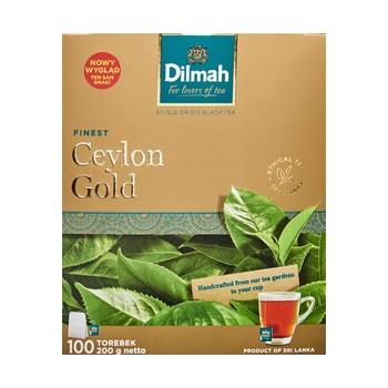 Dilmah Ceylon Gold 100tor....