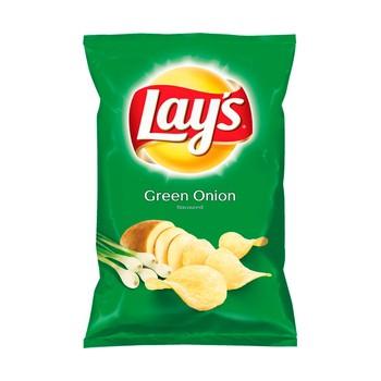 Lay's Zielona Cebulka 140g