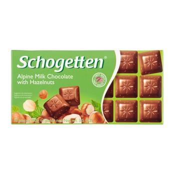 Schogetten Hazelnuts 100g...