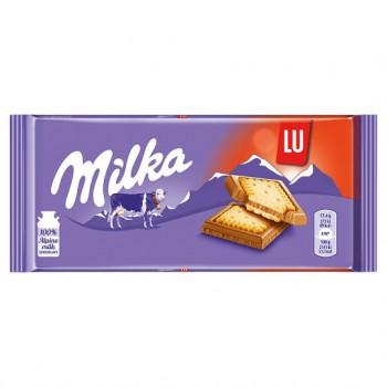 Milka 87g LU Czekolada
