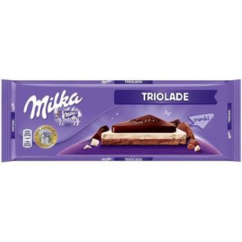 Milka 280g Triolade Czekolada