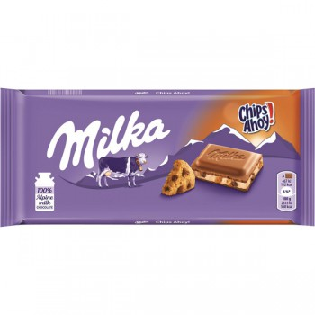 Milka 100g Chips Ahoy...
