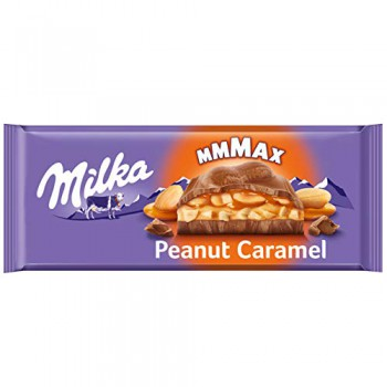 Milka 276g Peanut Caramel...