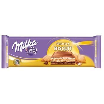 Milka 300g Schoco Bisquit...