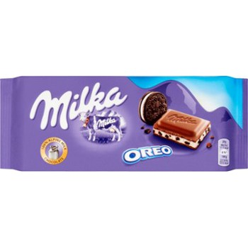 Milka 100g Oreo Czekolada