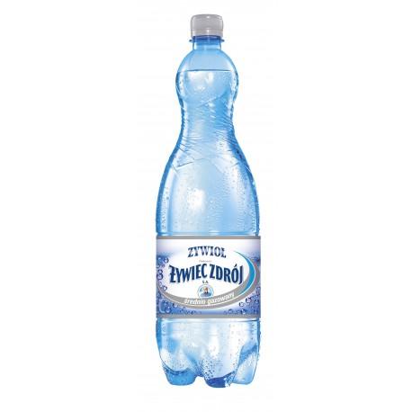 Woda Żywiec Zdrój 1,5l Lekko Gaz