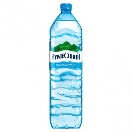 Woda Żywiec Zdrój 1,5l NGaz