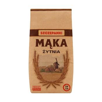 Mąka Żytnia 1kg Młyny...