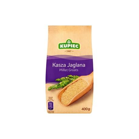 Kasza Jaglana 400g Stabilo Kupiec