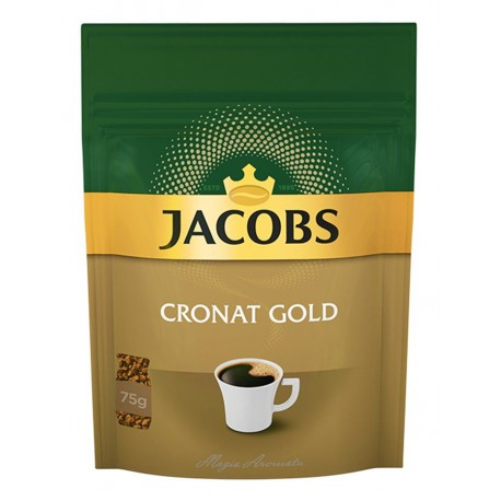 Cronat Gold 75g Kawa Rozpuszczalna