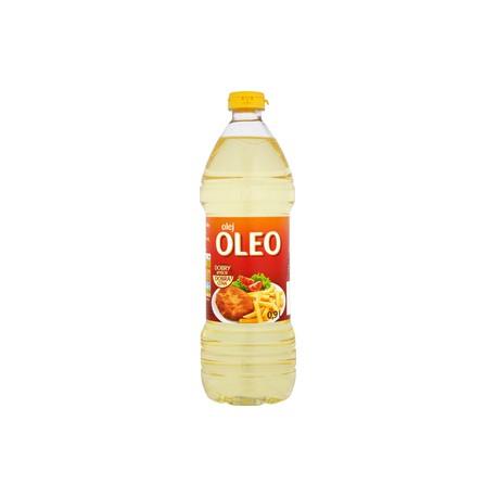 Olej Oleo Rzepakowy 0,9l