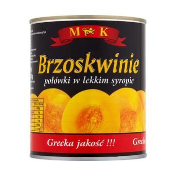 Brzoskwinie W Syropie 820g MK