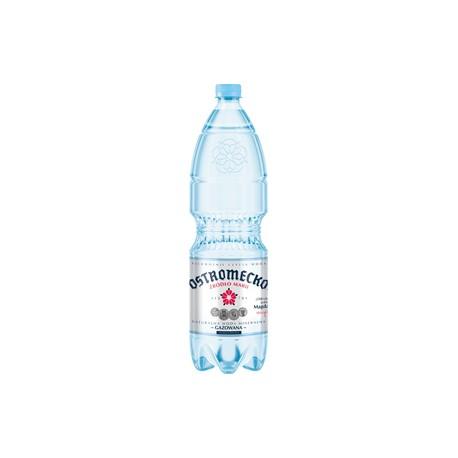 Woda Ostromecko 1,5l GAZ