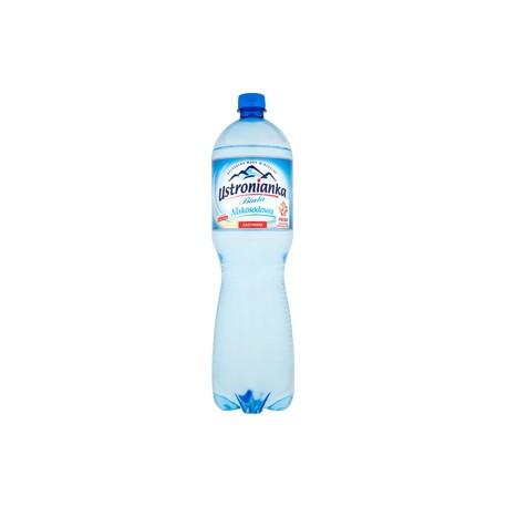 Woda Ustronianka 1,5l GAZ