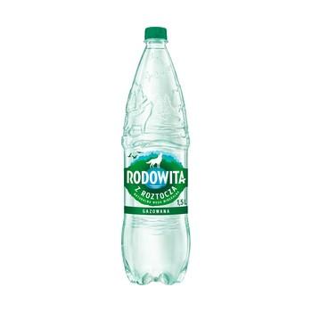 Woda Rodowita 1,5l GAZ