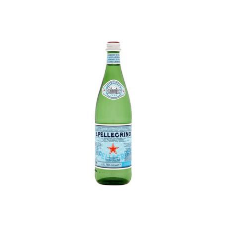 Woda SanPellegrino 750ml GAZ
