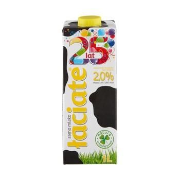 Mleko Łaciate 2% UHT