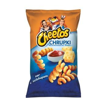 Chrupki Cheetos Ser-Ketchup...