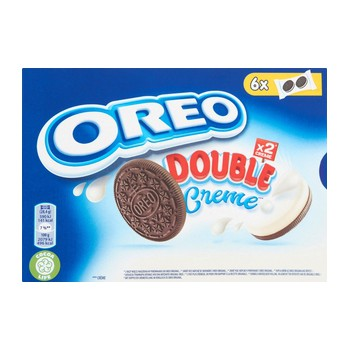 Oreo Double Creme 170g