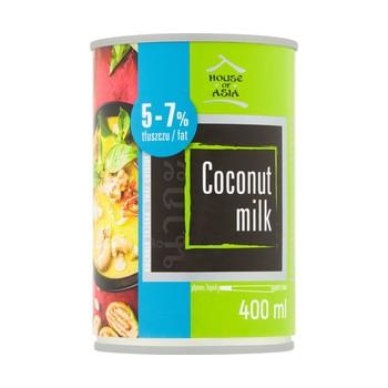 Mleczko Kokosowe 400ml...