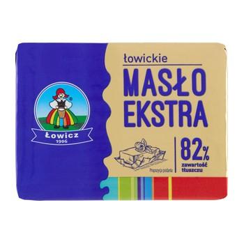 Masło Łowicz Extra 200g