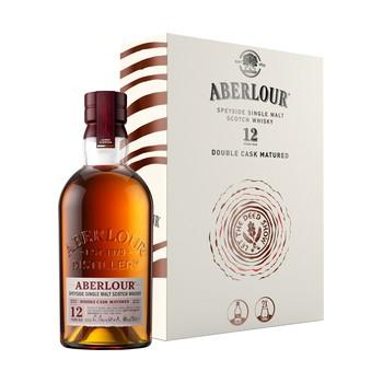 Aberlour 12YO 700ml + 2...