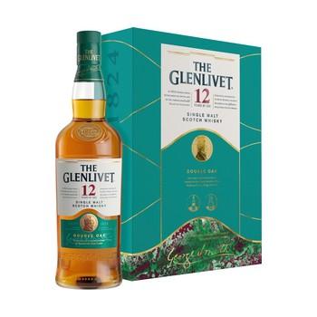 Glenlivet 12YO 700ml + 2...