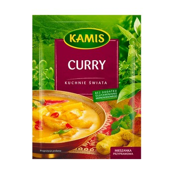Curry 20g Kamis
