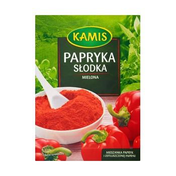 Papryka Słodka 20g Kamis