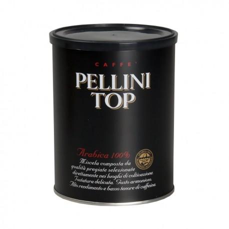 Pellini Top 250g Espresso Kawa Mielona Puszka