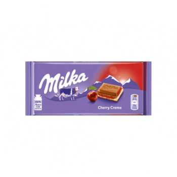 Milka 100g Cherry Cream...