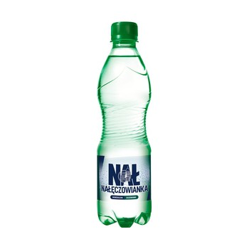 Woda Nałęczowianka 0,5l Gaz